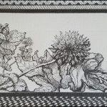 Natuur, Inkt op papier